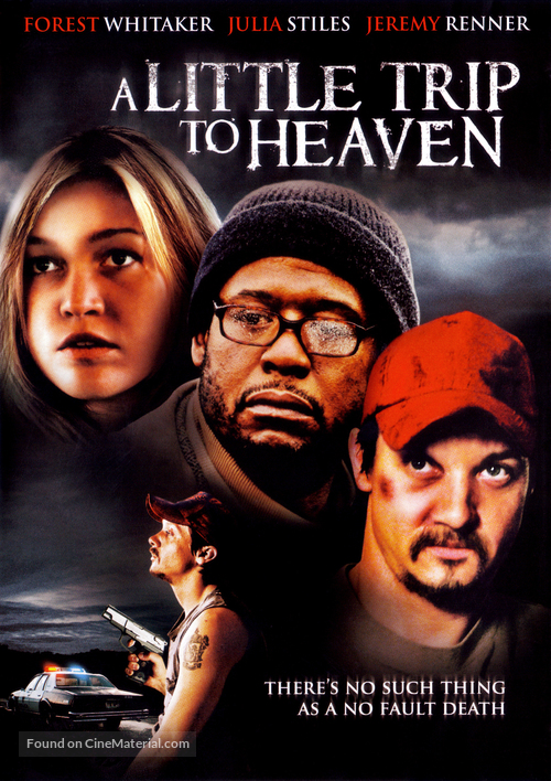 A Little Trip to Heaven - DVD movie cover
