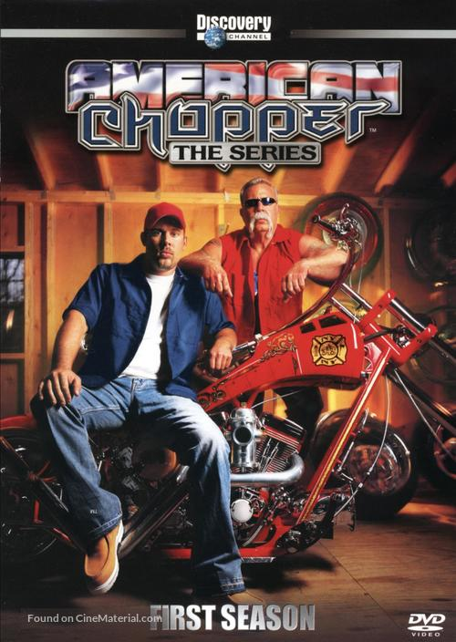 """American Chopper: The Series"" - DVD movie cover"