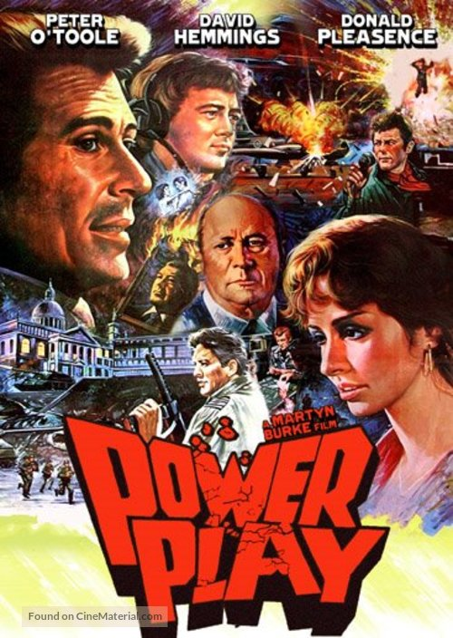 Power Play - Movie Poster