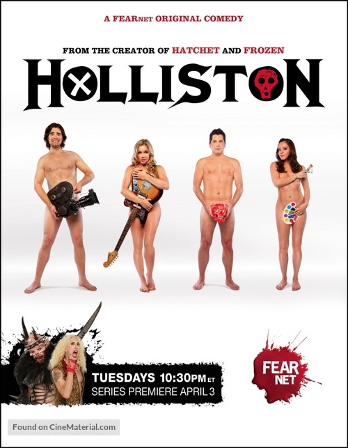 """""""Holliston"""" - Movie Poster"""
