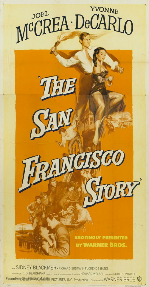 The San Francisco Story - Movie Poster