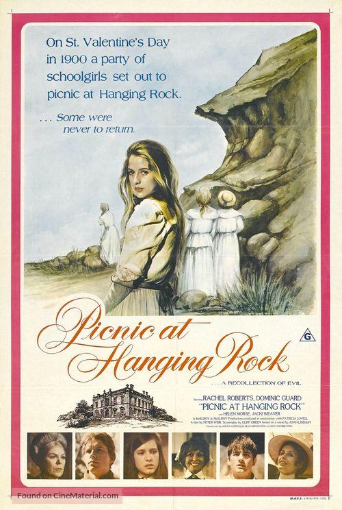 Picnic At Hanging Rock Series Stills And Poster - Social