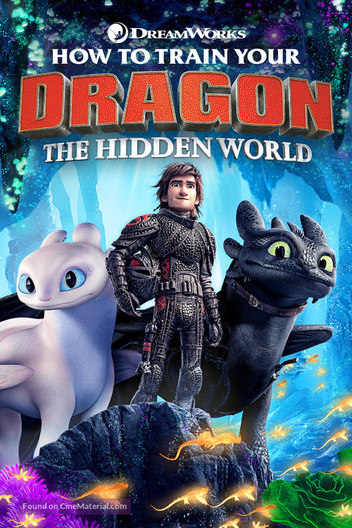 How to Train Your Dragon: The Hidden World - Video on demand movie cover