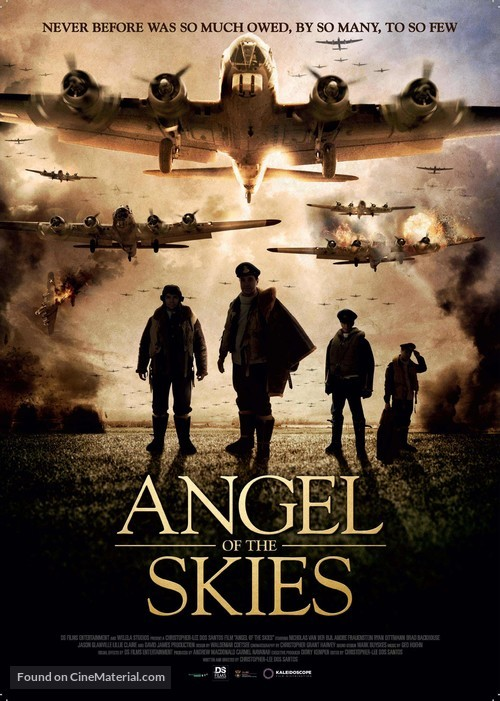 Angel of the Skies - South African Movie Poster