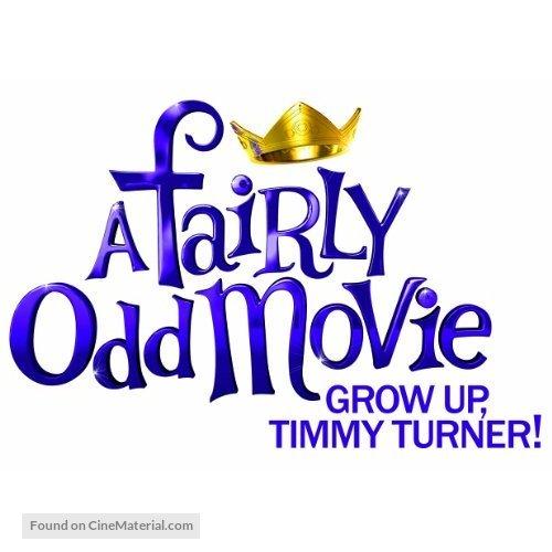 A Fairly Odd Movie: Grow Up, Timmy Turner! - Logo