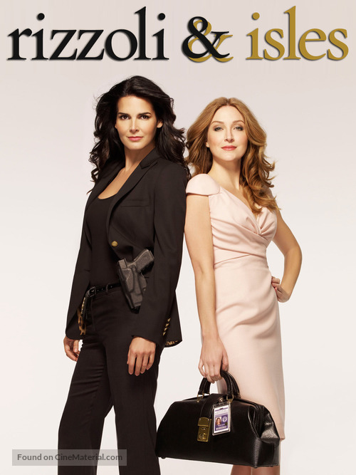 """Rizzoli & Isles"" - Movie Poster"
