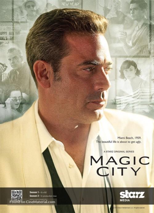 """Magic City"" - Movie Poster"