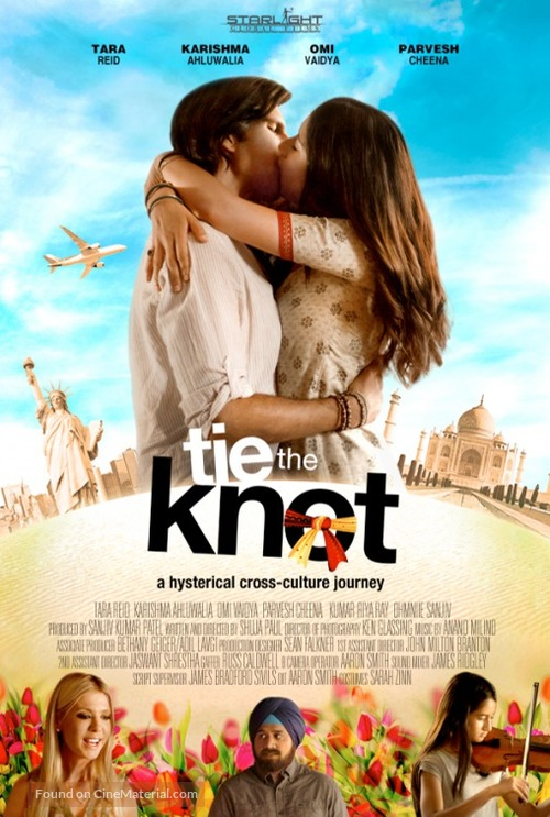 Tie the Knot - Movie Poster