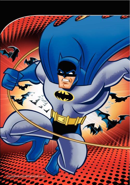 """Batman: The Brave and the Bold"" - Key art"