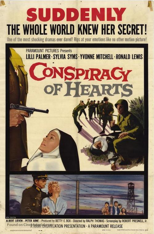 Conspiracy of Hearts - Movie Poster