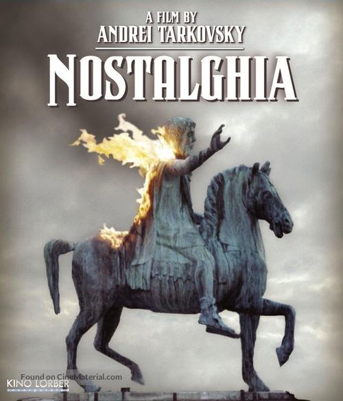 Nostalghia - Blu-Ray movie cover