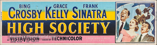 High Society - Movie Poster