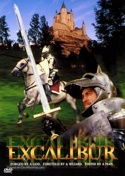 Excalibur - Movie Cover
