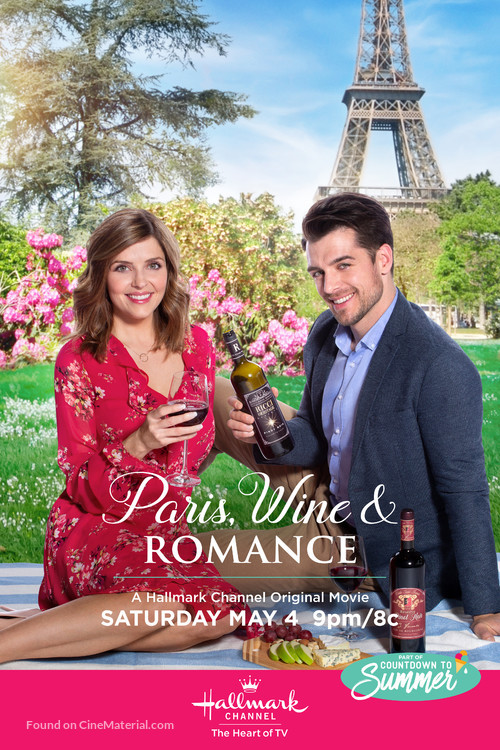 A Paris Romance - Movie Poster