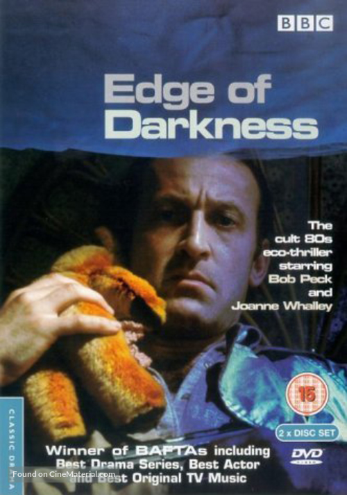 """Edge of Darkness"" - British Movie Cover"