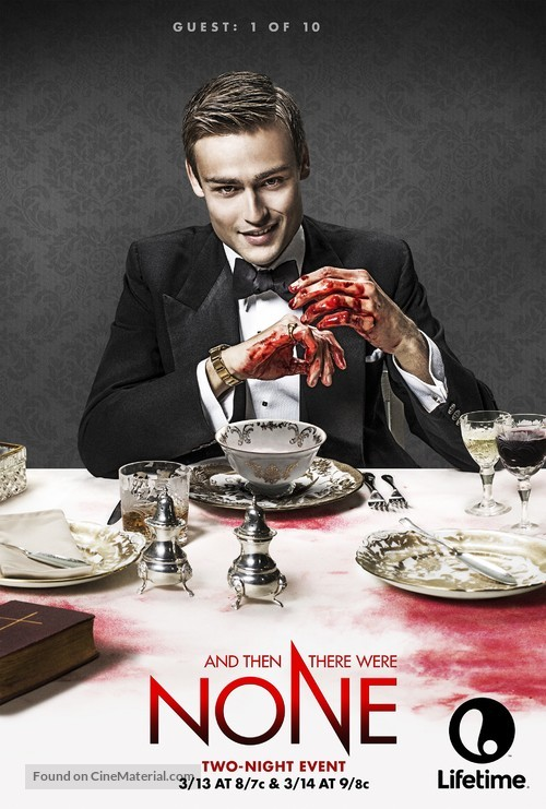 And Then There Were None - Movie Poster