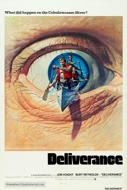 Deliverance - Movie Poster