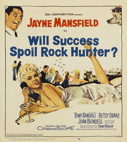 Will Success Spoil Rock Hunter? - Movie Poster
