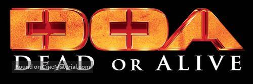 Dead Or Alive - Logo
