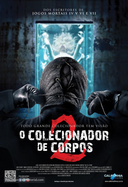 The Collection - Brazilian Movie Poster