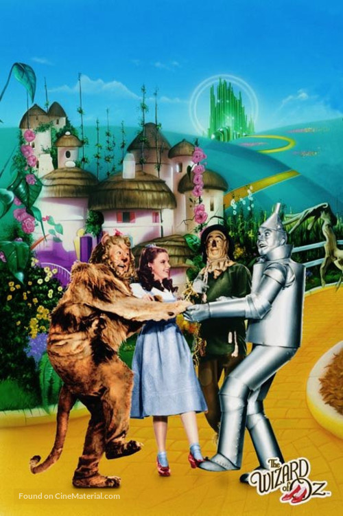 The Wizard of Oz - poster