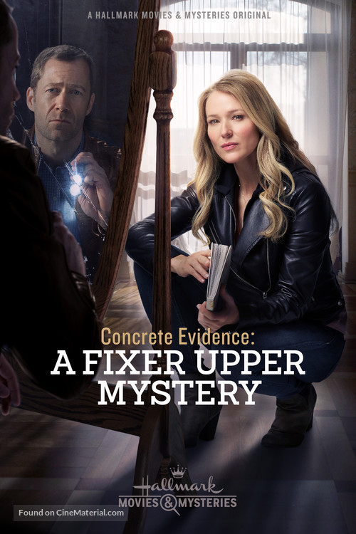 Concrete Evidence: A Fixer Upper Mystery - Movie Poster