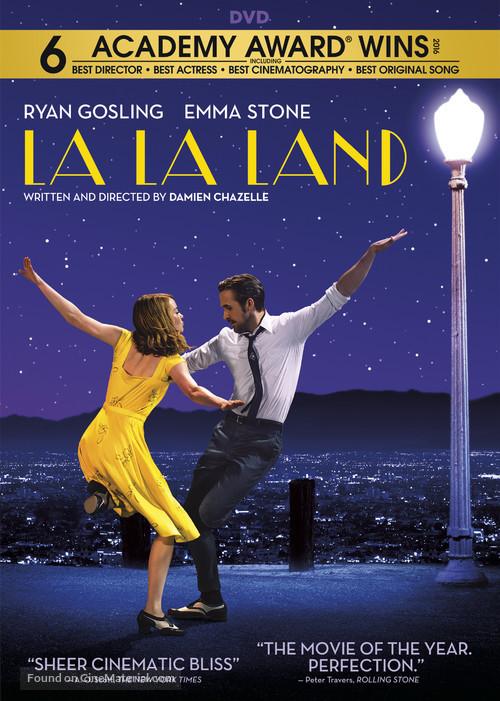 La La Land - Movie Cover