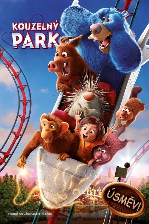 Wonder Park - Czech Movie Cover