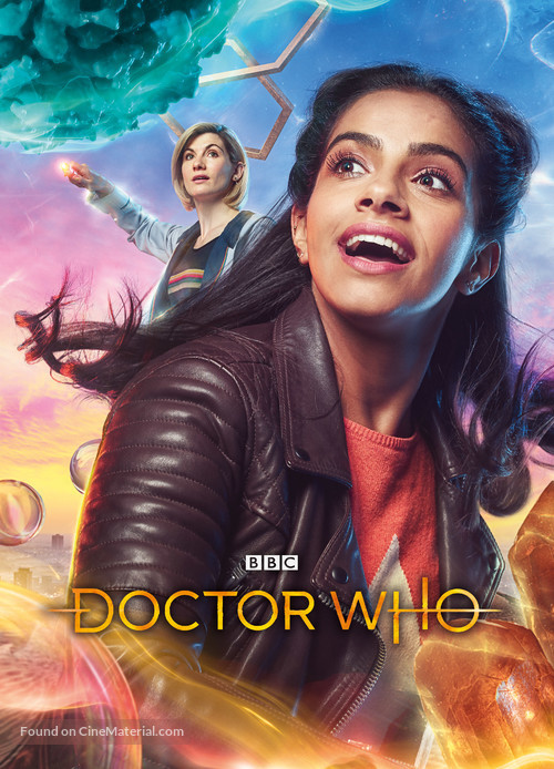 """Doctor Who"" - Movie Poster"