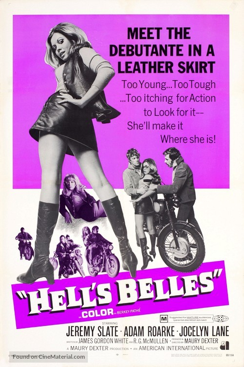 Hell's Belles - Movie Poster