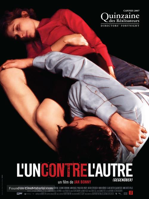 Gegenüber - French Movie Poster
