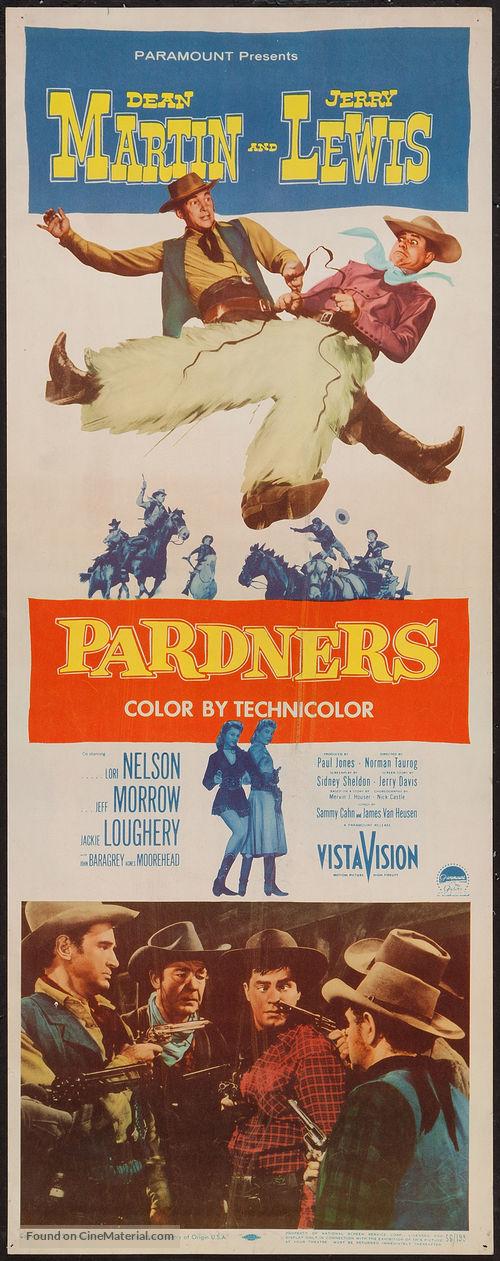 Pardners - Movie Poster