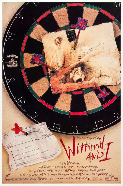 Withnail & I - Movie Poster