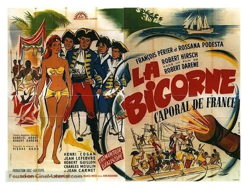 La bigorne - French Movie Poster