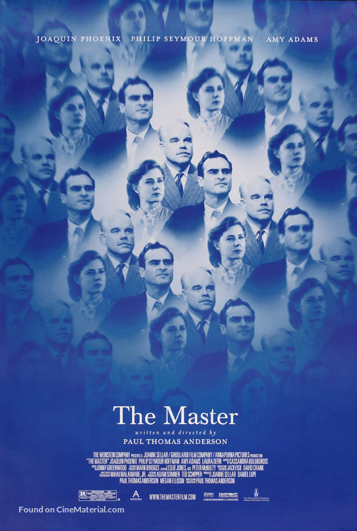 The Master - Movie Poster