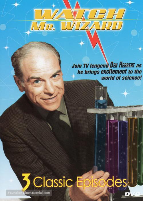 """Watch Mr. Wizard"" - DVD movie cover"