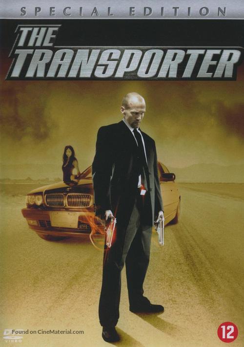 The Transporter - Dutch Movie Cover
