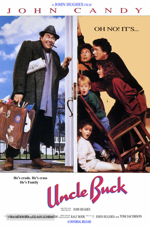 Uncle Buck - Movie Poster