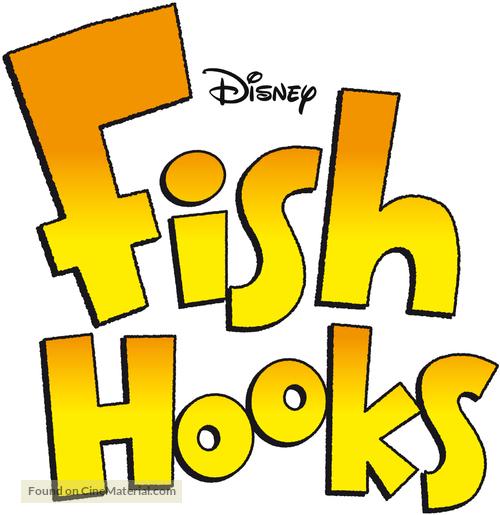 """Fish Hooks"" - Logo"