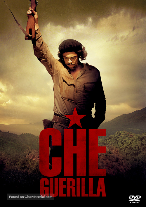 Che: Part Two - Slovak Movie Cover