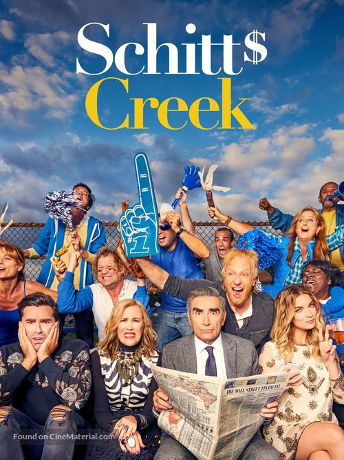"""Schitt's Creek"" - Movie Cover"