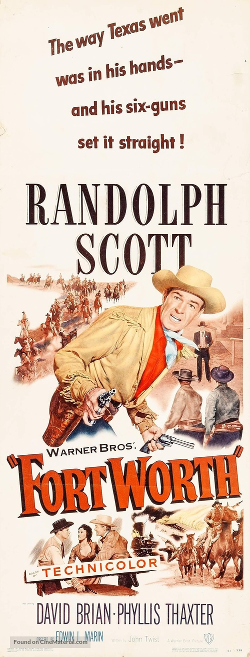 Fort Worth - Movie Poster