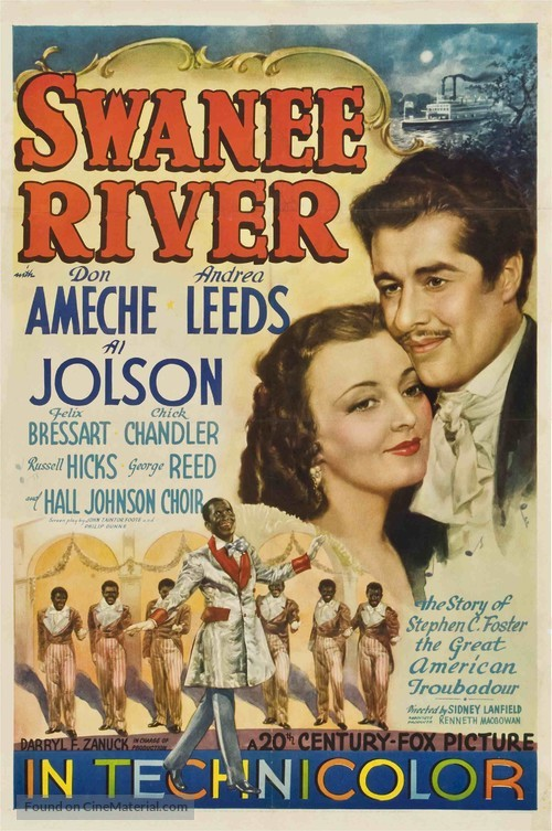 Swanee River - Movie Poster