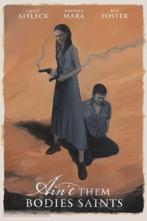 Ain't Them Bodies Saints - Movie Poster