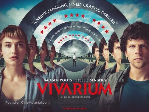 Vivarium - British Movie Poster