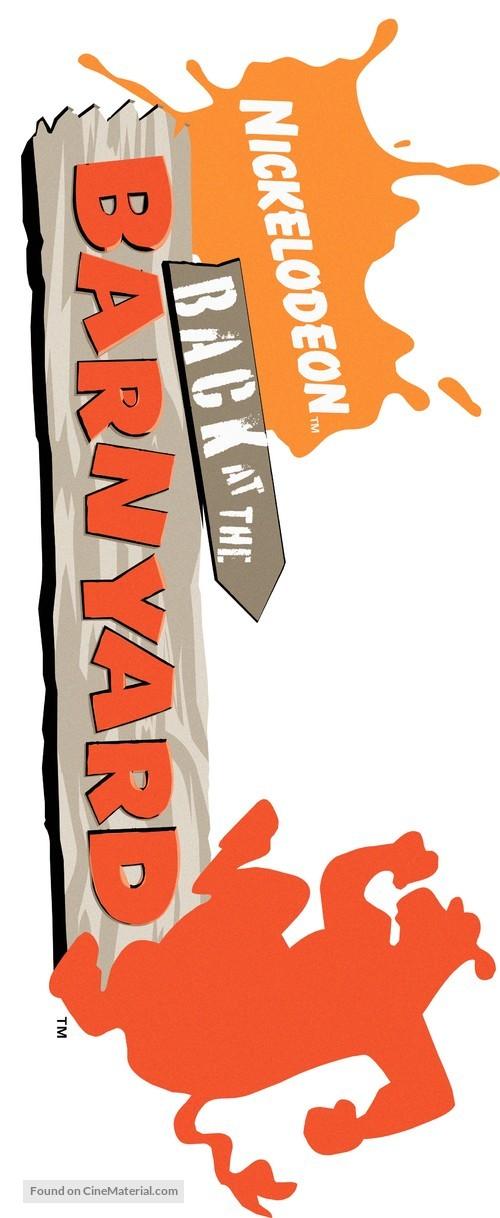 """""""Back at the Barnyard"""" - Logo"""