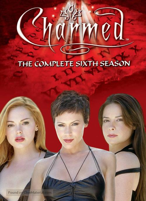 """Charmed"" - DVD movie cover"