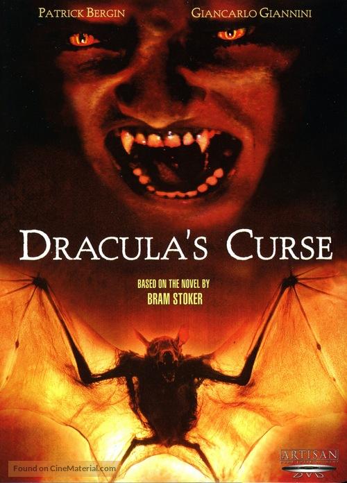 """Dracula"" - DVD movie cover"