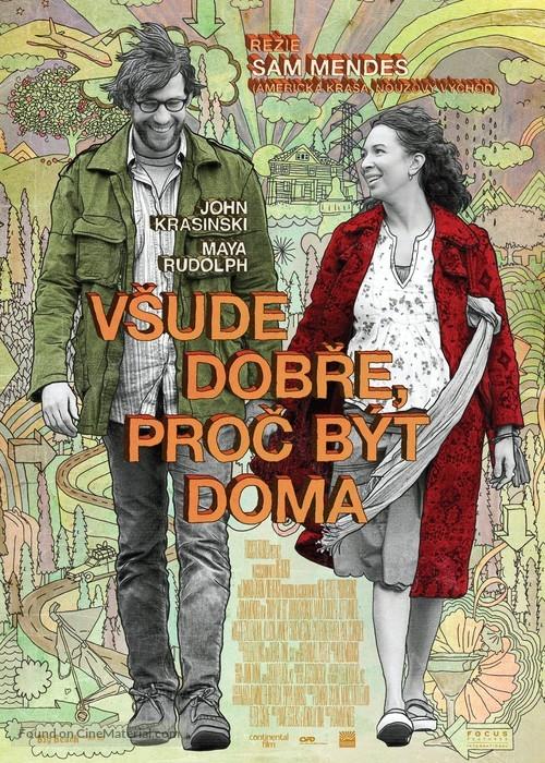 Away We Go - Czech Movie Poster