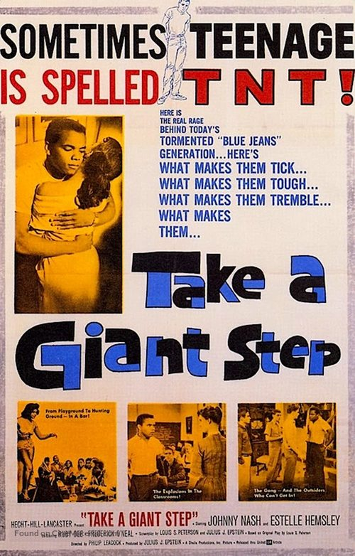 Take a Giant Step - Movie Poster